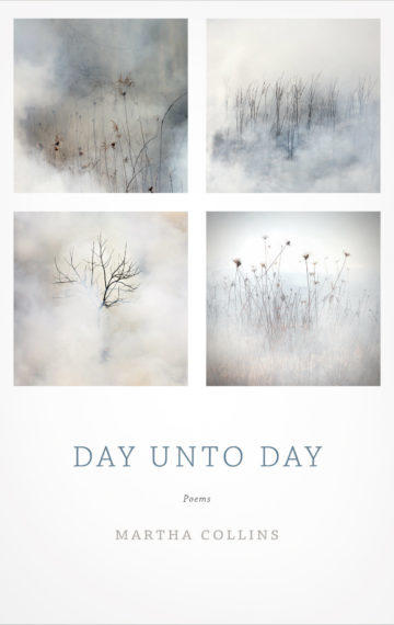 Day Unto Day, poetry by Martha Collins