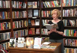 Martha collins reads poetry